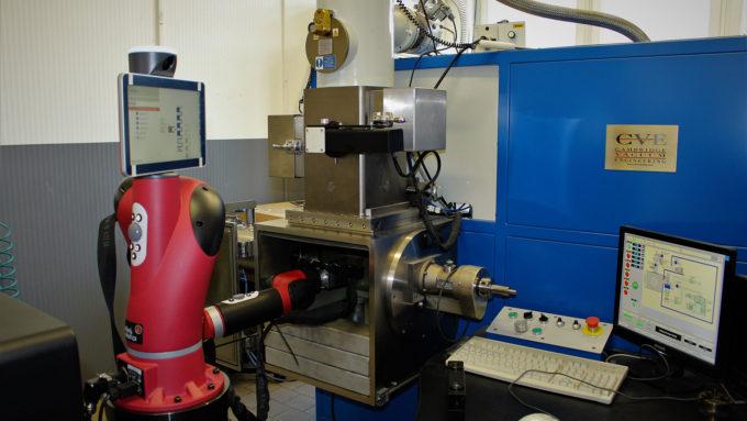 La saldatrice a fascio di elettroni (EBW)