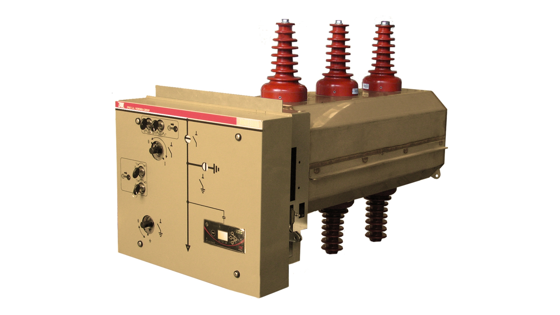 Electrical contacts for medium and high voltage