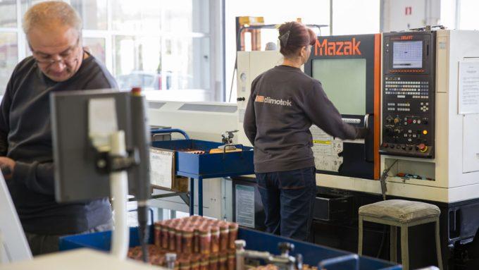 Mazak Quick Turn Smart 100 S