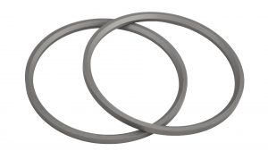 Rings for cutting and deep drawing