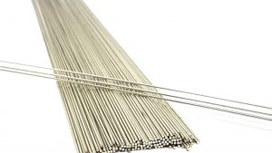 Silver based rods for welding