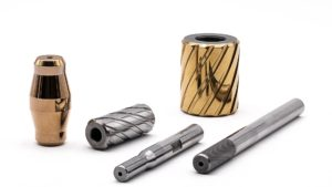 Tools for special tubes production