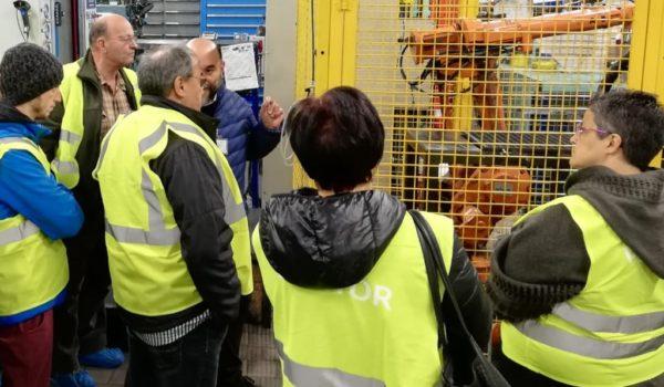 Piemonte Fabbriche Aperte - PRESSING DEPARTMENT