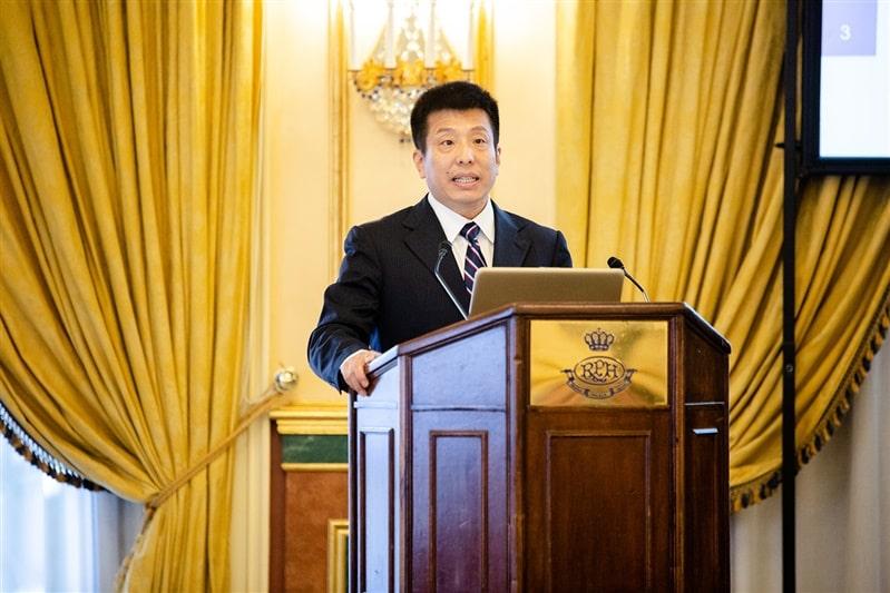 Gao Bo, ITIA President