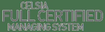 Celsia full certified