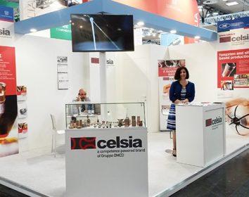 Celsia at Hannover Messe 2015