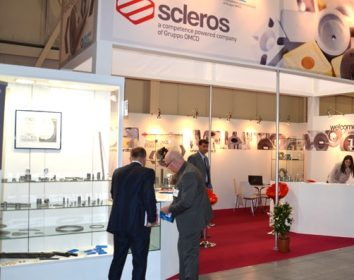 Scleros at Mach Tool 2013