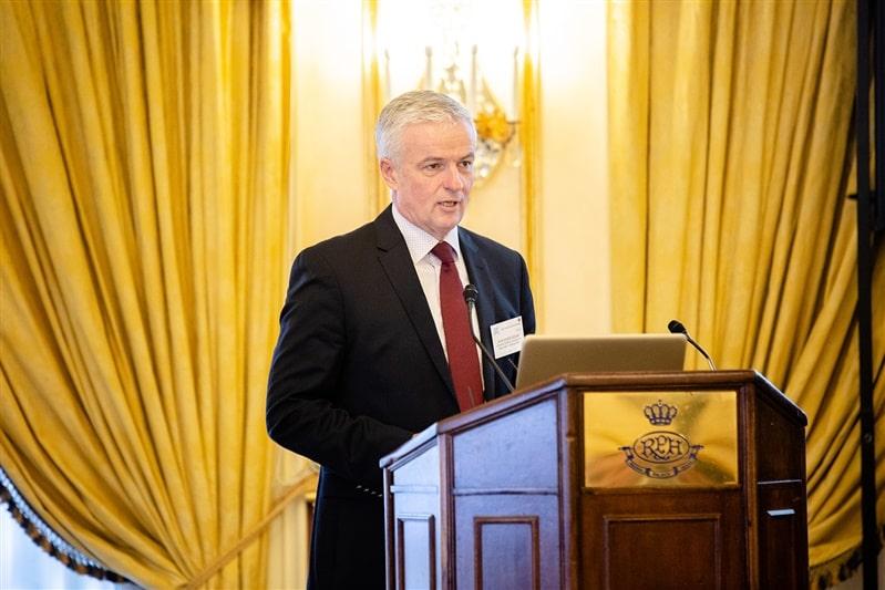 Burghard Zeiler, ITIA Secretary General