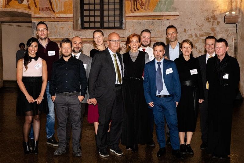 OMCD delegates at ITIA