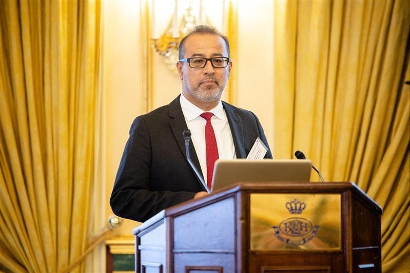 Ranulfo Lemus, ITIA HSE Director