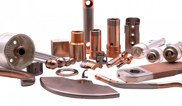 Electrical contacts for mediun and high voltage