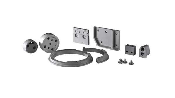 Tungsten Carbide sintered parts for food industry