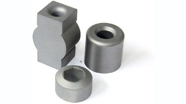 Boccole in metallo duro per punte in carburo
