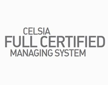 celsia full certified managing system