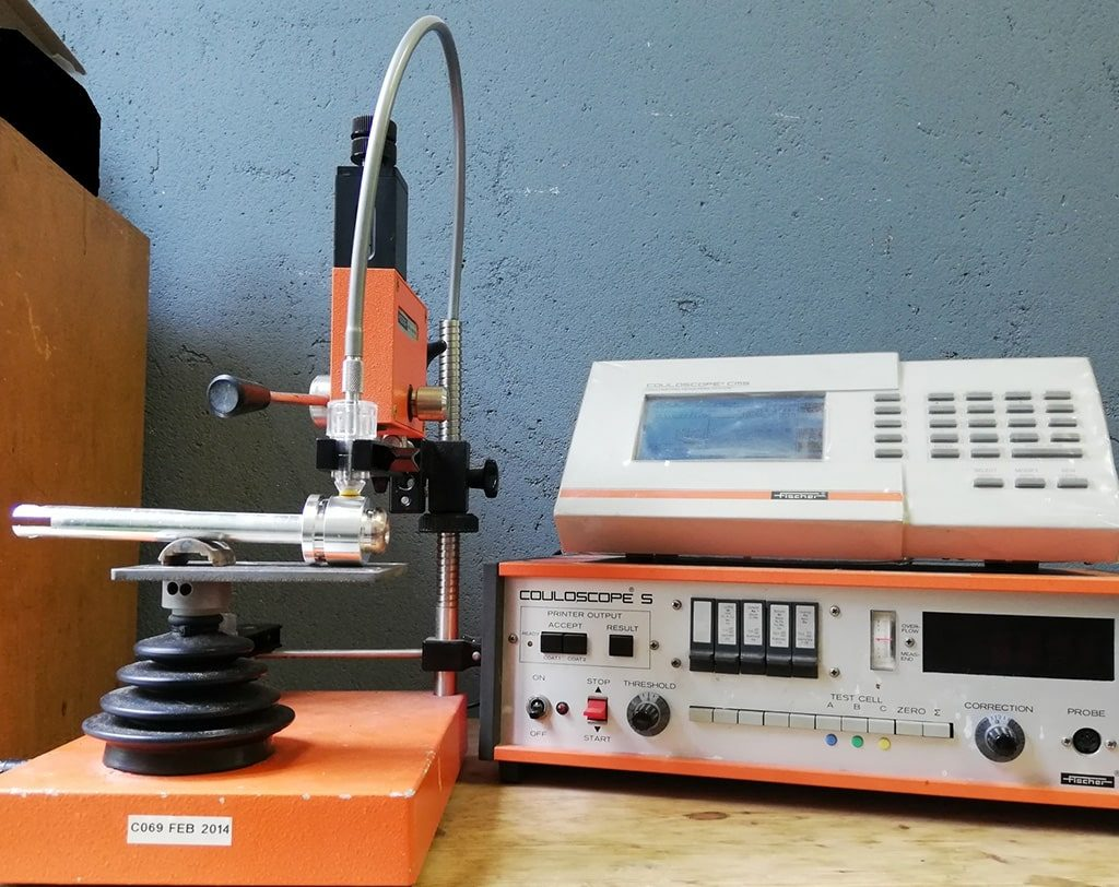 Fisher Couloscope S9