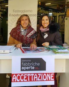 Piemonte Porte Aperte Accettazione