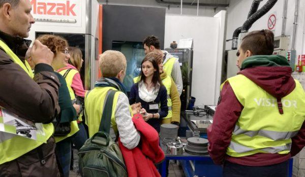 Piemonte Fabbriche Aperte - CNC Mazak